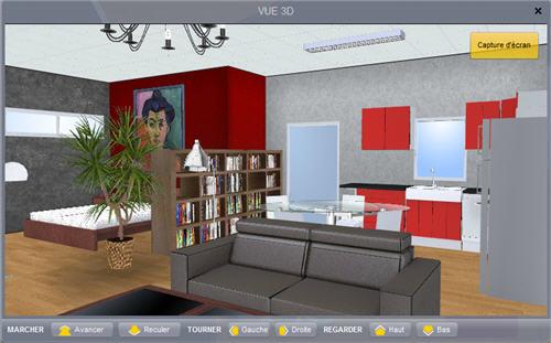 logiciel d am nagement int rieur 3d gratuit sofag. Black Bedroom Furniture Sets. Home Design Ideas