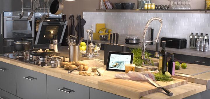Choisir plan de travail pour cuisine sofag - Quel plan de travail choisir pour une cuisine ...