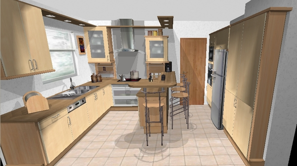 dessiner plan cuisine gratuit sofag. Black Bedroom Furniture Sets. Home Design Ideas