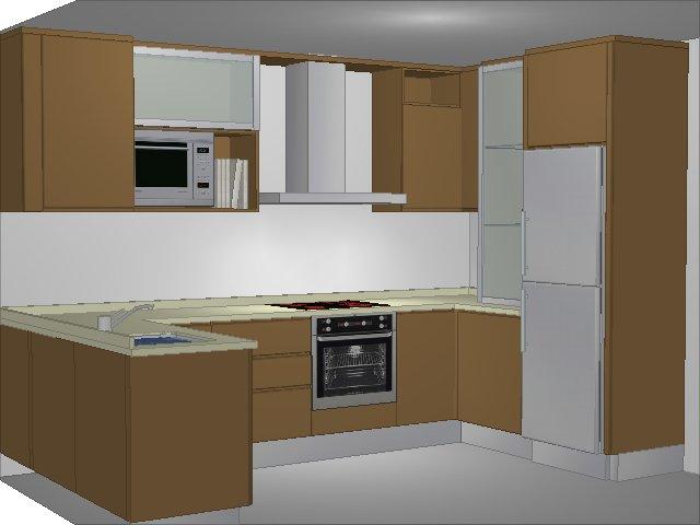 cuisine en 3d gratuit sofag. Black Bedroom Furniture Sets. Home Design Ideas