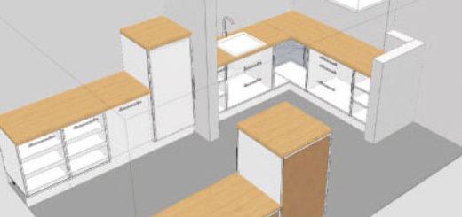 Planificateur de cuisine 3d gratuit sofag for Planificateur cuisine