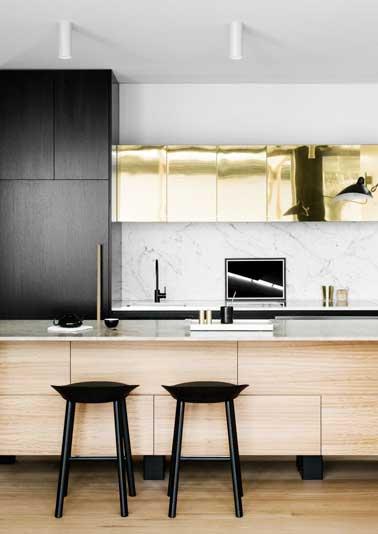 Credence marbre cuisine - sofag