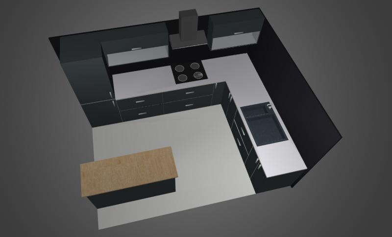 Configurateur cuisine sofag - Configurateur cuisine 3d ...