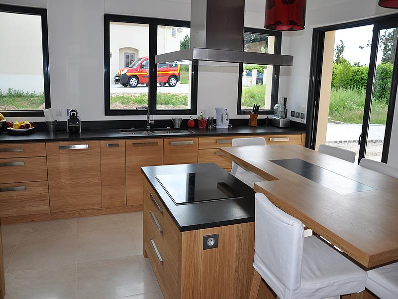 plan de travail cuisine granit noir sofag. Black Bedroom Furniture Sets. Home Design Ideas