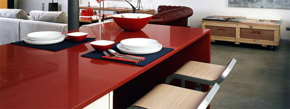 plan de cuisine quartz sofag. Black Bedroom Furniture Sets. Home Design Ideas