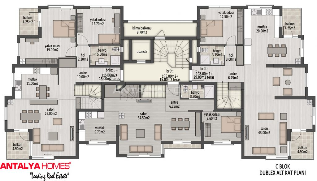 Beautiful Maison De Luxe Plan Photos - Seiunkel.us - seiunkel.us