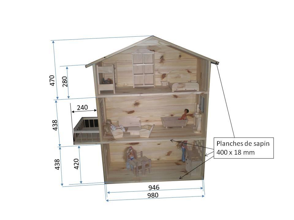 Plan de maison de 40m2 - sofag