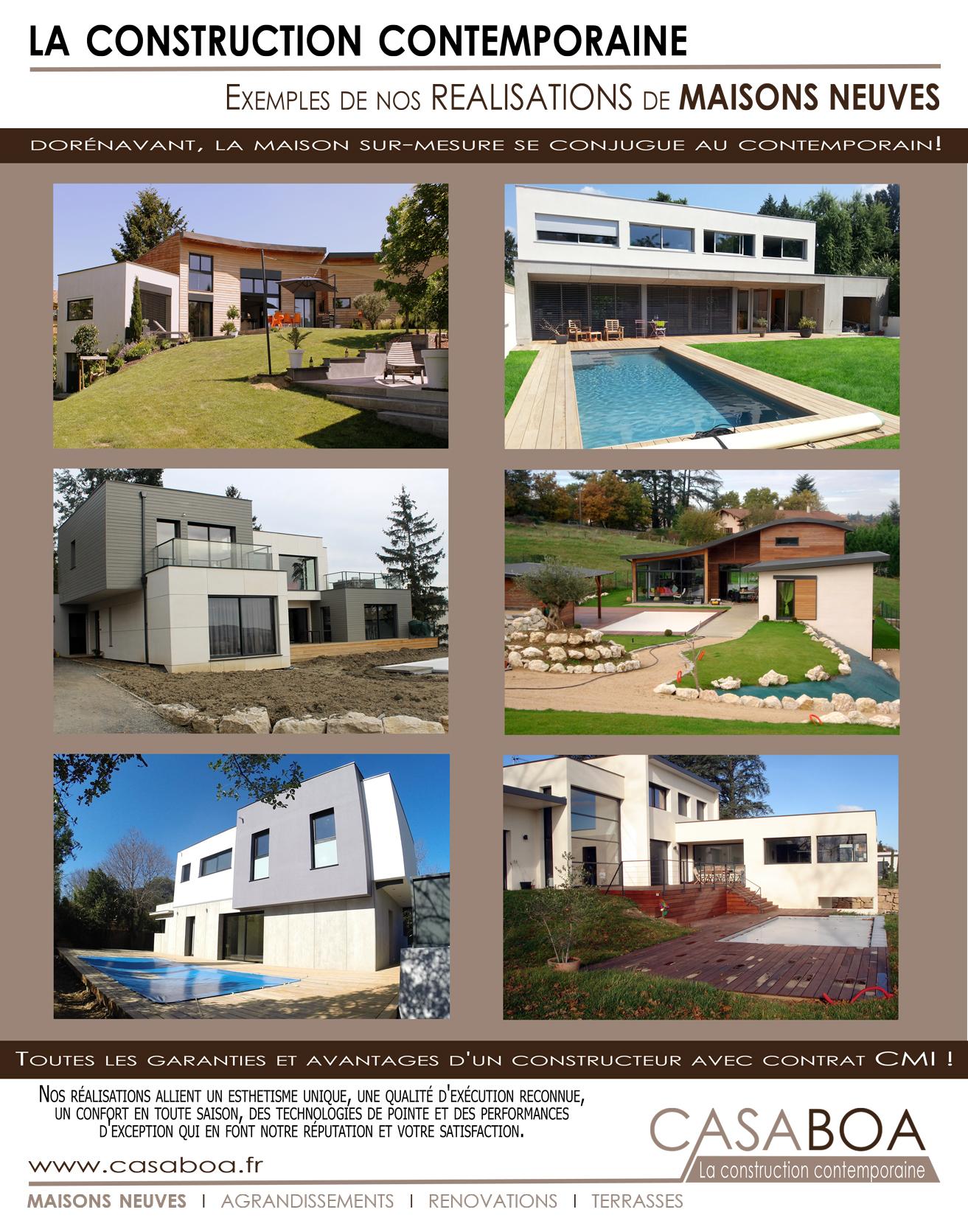 Catalogue constructeur maison ventana blog for Catalogue construction maison