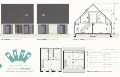 modele chartres maison pierre sofag. Black Bedroom Furniture Sets. Home Design Ideas