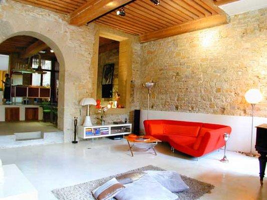 interieur maison pierre sofag