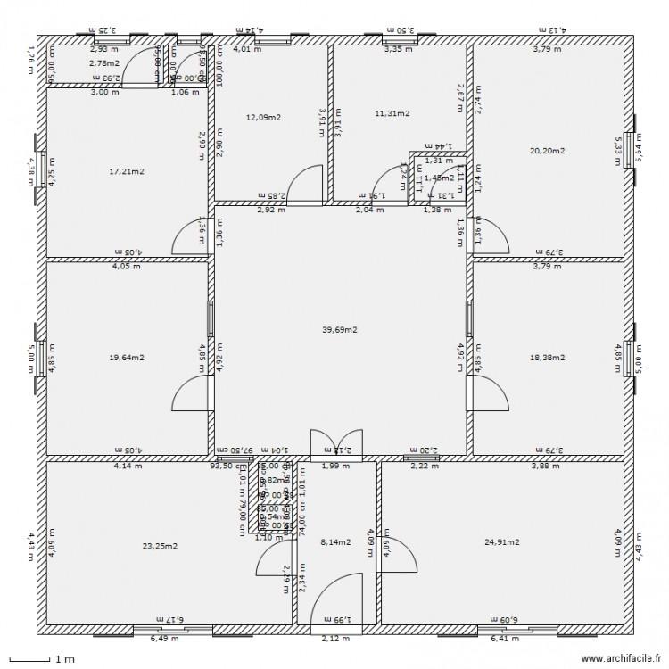plan maison algerie ventana blog