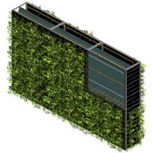 mur vegetaliser sofag. Black Bedroom Furniture Sets. Home Design Ideas