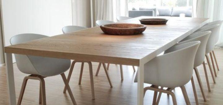 Table salle manger style scandinave sofag - Table salle a manger style scandinave ...