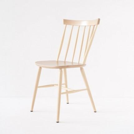 Chaise barreaux scandinave sofag for Chaise a barreaux