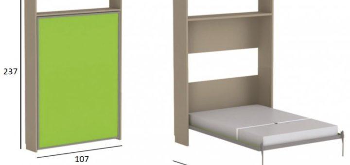 lit simple escamotable sofag. Black Bedroom Furniture Sets. Home Design Ideas