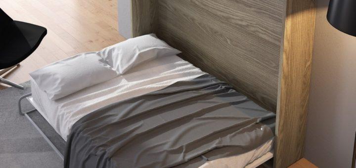 lit escamotable transversal sofag. Black Bedroom Furniture Sets. Home Design Ideas