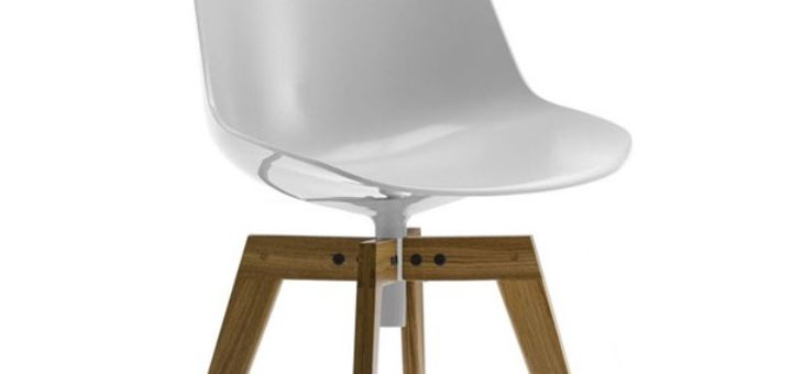 Chaise coque blanche sofag - Chaise coque blanche ...