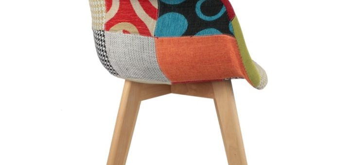 fauteuil scandinave patchwork pas cher sofag. Black Bedroom Furniture Sets. Home Design Ideas