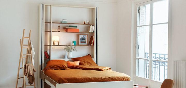 lit coulissant plafond sofag. Black Bedroom Furniture Sets. Home Design Ideas