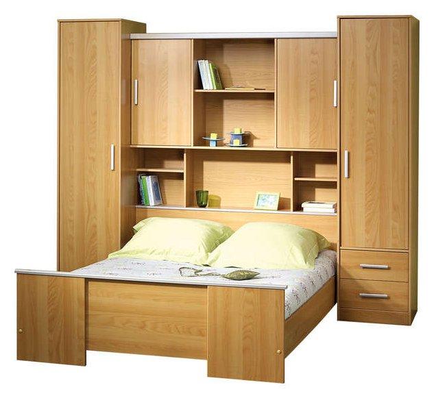 lit 2 places armoire sofag. Black Bedroom Furniture Sets. Home Design Ideas