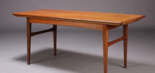 Fauteuil scandinave blanc sofag for Table basse scandinave transparente