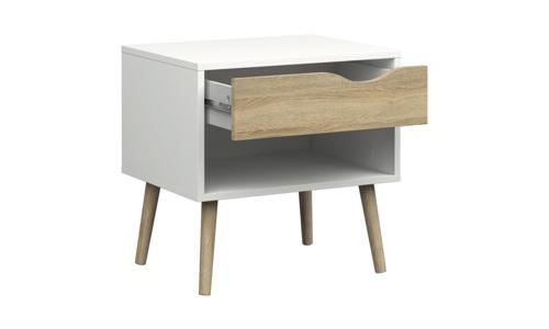 chevet nordique sofag. Black Bedroom Furniture Sets. Home Design Ideas