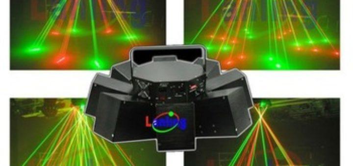 faisceau laser noel sofag